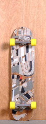 "Loaded 37"" Overland Longboard Complete"