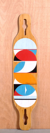 "Loaded 43"" Dervish Sama Longboard Deck - Flex 1"