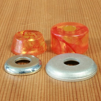 Tracker 94a Medium Orange Bushings