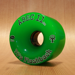 Abec11 Flashbacks 70mm 75a Wheels