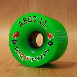 Abec11 Grippins 70mm 81a Wheels