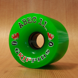 Abec11 Grippins 70mm 78a Wheels