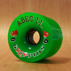 Abec11 Grippins 70mm 75a Wheels