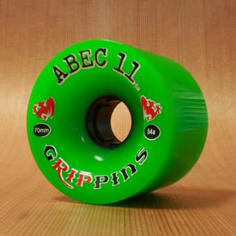 Abec11 Grippins 70mm 84a Wheels