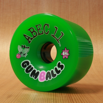 Abec11 Gumballs 76mm 84a Wheels