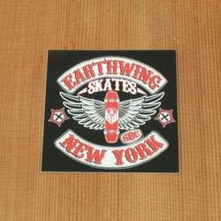 Earthwing Sticker Square