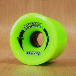 Abec11 ZigZags 70mm 80a Wheels - Lime