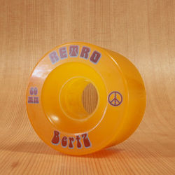 Abec11 Retro Bertz 60mm 81a Wheels