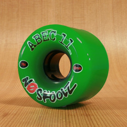 Abec11 NoSkoolz 60mm 78a Wheels