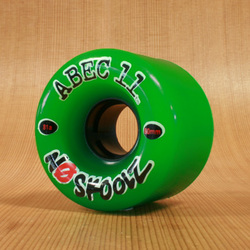 Abec11 NoSkoolz 60mm 81a Wheels