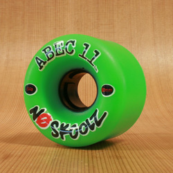 Abec11 NoSkoolz 60mm 94a Wheels