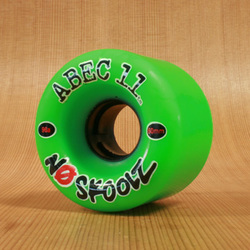 Abec11 NoSkoolz 60mm 96a Wheels