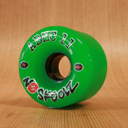 Abec11 NoSkoolz 65mm 78a Wheels