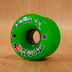Abec11 NoSkoolz 65mm 81a Wheels
