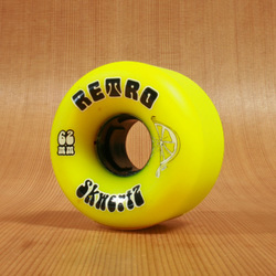 Abec11 Retro SkwertZ 62mm 96a Wheels