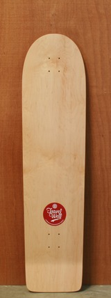 "Element 42"" The Plank Longboard Deck"