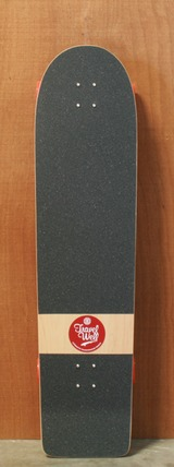 "Element 42"" The Plank Longboard Complete"