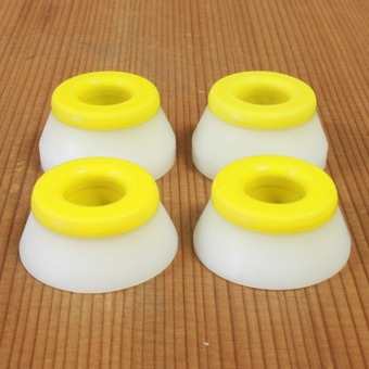 Bones Medium White/Yellow Bushings
