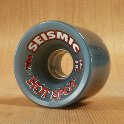 Seismic Hot Spot 66mm 88a Wheels - Smoke