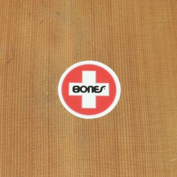 Bones Sticker Bones Swiss 1.75""