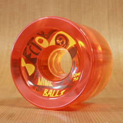 Sector 9 Top Shelf 72mm 75a Wheels - Orange