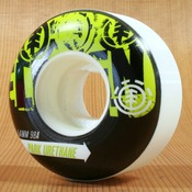 Element Crusher Green 54mm Wheels