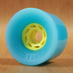 Seismic Speed Vent 77mm 80a Wheels - Blue
