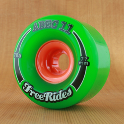 Abec11 Classic Freerides 77mm 78a Wheels