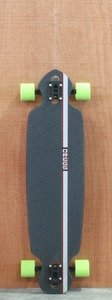 "Dregs 36"" Rat Rod Longboard Complete"