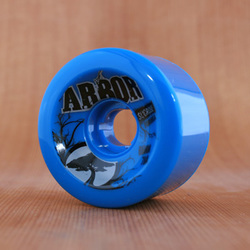 Arbor 65mm 78a Blue Street Wheels