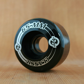 Kryptonics Classic 65mm 80a Wheels - Black