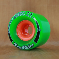 Abec11 Classic Freerides 66mm 84a Wheels