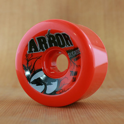 Arbor Street 70mm 78a Wheels - Red