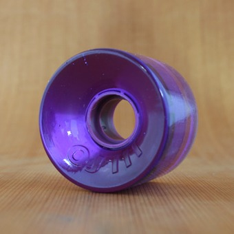 OJ 60mm 78a Hot Juice Trans Purple Wheels