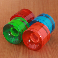 OJ Hot Juice 60mm 78a Wheels - Candy Trans