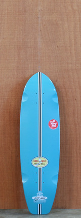 "Element 32"" Da Bull II Longboard Deck"