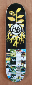 "Habitat O'Connor Origin 8.0"" Skateboard Deck"