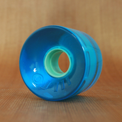 OJ 60mm 78a Hot Juice Trans Blue Wheels