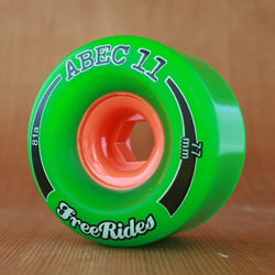 Abec11 Classic Freerides 77mm 81a Wheels