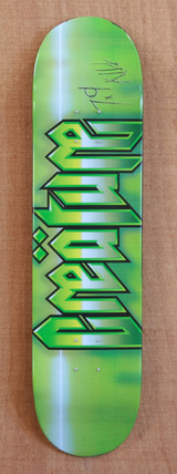 "Creature Cold Steel Powerply 7.9"" Skateboard Deck"