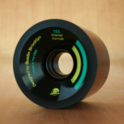Bustin Premier Formula 70mm 78a Wheels - Black