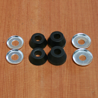 Independent Standard Hard 94a Black Bushings