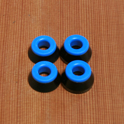 Bones Soft Black/Blue Bushings