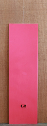 "Globe Foam Trac Grip 39""x 11"" - Raspberry"