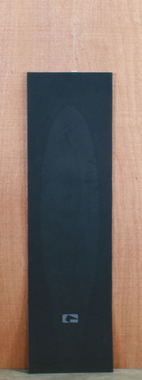 "Globe Black 39""x11"" Foam Trac Grip"