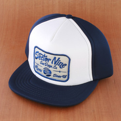 Sector 9 Freshy Trucker Hat - Navy