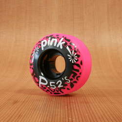 Abec11 Pink P52's 52mm 96a Wheels
