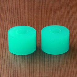 Bear Barrel 60a Bushings - Teal