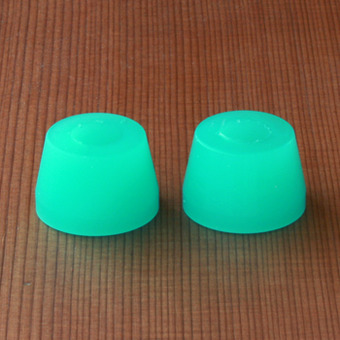 Bear Cone 60a Teal Bushings