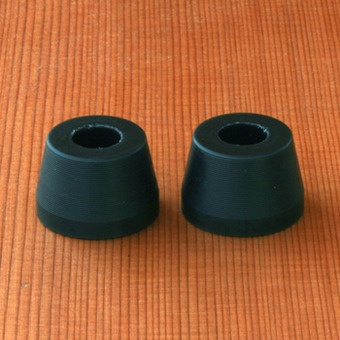 Bear Cone 85a Bushings - Black